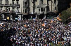 Madrid passe à l'offensive contre le référendum catalan