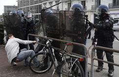 Réforme du code du travail : 132.000 manifestants dans les rues de France