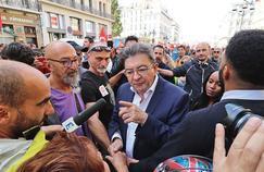 La manifestation de La France insoumise à risques et sous haute surveillance