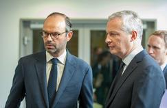 Édouard Philippe dévoile un plan d'investissement de 56,3 milliards