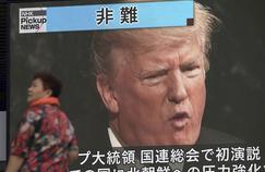 Pourquoi Trump envisage l'option militaire contre la Corée du Nord