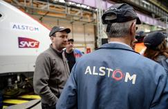 Alstom-Siemens : l'Etat promet un «mariage entre égaux», les syndicats inquiets