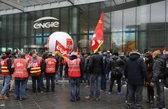 La grève au service client d'Engie, pour la sauvegarde de l'emploi, a été suivie