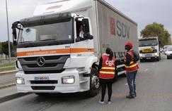 Grève des routiers : les syndicats maintiennent «la pression» jusqu'à jeudi