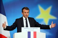 Le plan de Macron pour l'Europe résumé en dix points