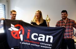 L'Ican, prix Nobel de la paix, se heurte à la réalité nucléaire