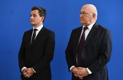 Darmanin : «Michel Sapin est très hypocrite et très insincère»