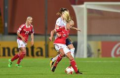 La joueuse Caroline Graham Hansen a salué avec émotion cette avancée: «Ça me donne envie de pleurer»