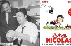 «CePetit Nicolasen bande dessinée est un album fondateur de la BD»