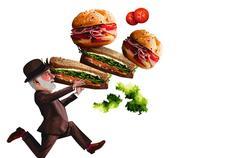 Sandwich SNCF, fini la vie duraille!