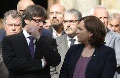 Indépendance de la Catalogne: les dirigeants catalans, entre modérés et radicaux