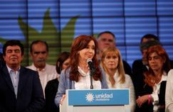 Argentine : revers électoral pour l'ancienne présidente Cristina Kirchner