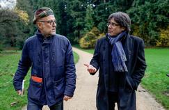 Promenade dans les bois avec un Carles Puigdemont en exil