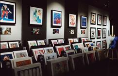 Carré d'artistes ouvre ses galeries à crédit