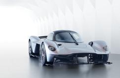 Aston Martin Valkyrie : une guerrière prête au combat