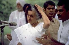Indira Gandhi, une femme stupéfiante à la tête d'un immense pays