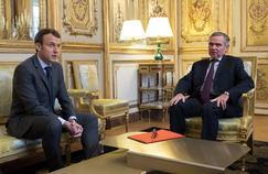 Élections européennes: Macron reçoit les chefs de parti