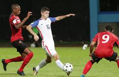 Les États-Unis de Christian Pulisic, ici contre Trinité et Tobago, n'ont pas réussi à se qualifier pour le Mondial 2018.