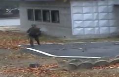 Corée du Nord : les images de la fuite d'un déserteur sous les balles