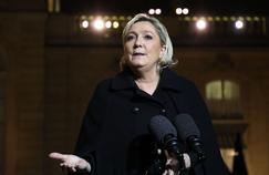Marine Le Pen annonce des plaintes contre la Société générale et HSBC