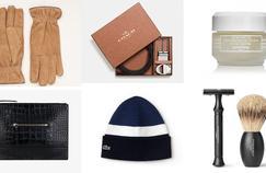 Maroquinerie, gants, montres... les accessoires pour hommes à offrir à Noël