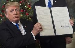 Bruno Tertrais: «Trump juge Abbas prêt à des concessions majeures, j'en doute»