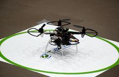 Au Japon, ce drone va chasser les salariés présentéistes