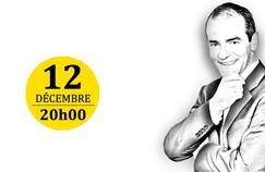 Évènement : Franck Ferrand raconte sa passion de l'histoire, le 12 décembre salle Gaveau