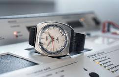 Le quartz selon Longines