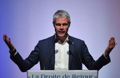 Laurent Wauquiez : «Je ne suis pas là pour plaire»