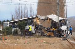 Collision entre un train et un bus à Millas : le bilan est de cinq morts