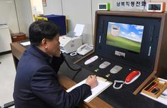 Qu'est-ce que le «téléphone rouge», à nouveau rétabli entre les deux Corées ?