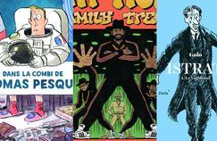 Festival d'Angoulême : les dix finalistes pour le Fauve d'or 2018 sont....