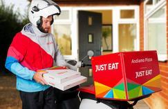 Livraison de repas à domicile: pizza, sushi et burger en tête des commandes
