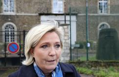 Marine Le Pen attaque le «laxisme» de Macron
