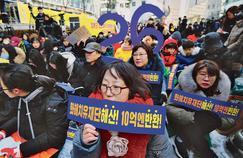 La Corée du Sud et le Japon s'écharpent sur la question des femmes de réconfort