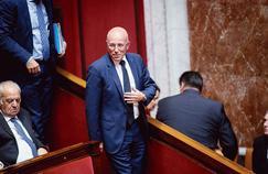 Élu à la questure de l'Assemblée, Éric Ciotti prend enfin sa revanche