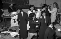 Haute couture, années 50 (épisode 4): avec les ouvrières dans les ateliers