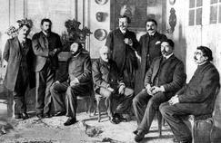 L'Académie Goncourt naît officiellement le 19 janvier 1903