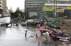 Une violente tempête fait neuf morts dans le nord de l'Europe
