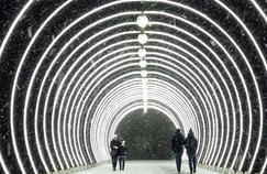 Moscou n'a connu que six minutes d'ensoleillement en décembre