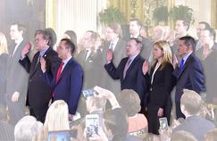 Un «turn-over» sans précédent au sein de l'Administration Trump