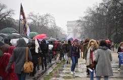 Plusieurs milliers d'opposants à l'avortement, à la PMA et à l'euthanasie défilent à Paris