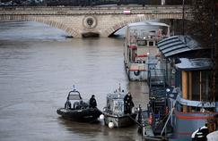 Crue de la Seine : pic attendu vendredi à Paris
