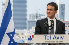 Manuel Valls : «Jérusalem est la capitale d'Israël»