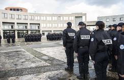 Découvrez le quotidien des recrues de l'école de police de Roubaix