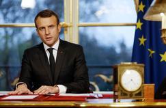 Carl Meeus : «Les capteurs d'Emmanuel Macron»