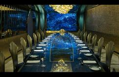 Immersion gastronomique façon Nautilus au Al Mahara à Dubaï