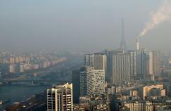 Nouveau pic de pollution en Île-de-France
