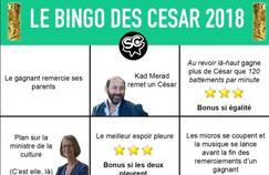 César 2018: «Si Vanessa Paradis chante Joe le VTC, on s'en va»